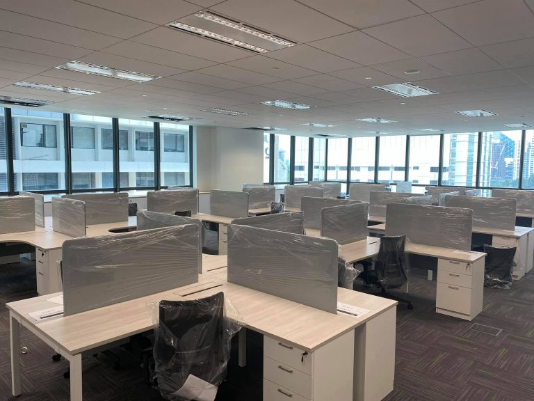 office open plan system